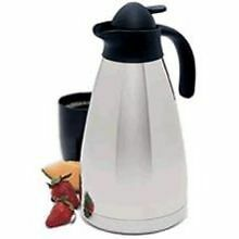 Regal Ware 18/10 Stainless Steel Polish Thermal Carafe, 1.5 Liter -- 1 each.