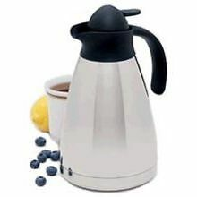 Regal Ware 18/10 Stainless Steel Polish Thermal Carafe, 1 Liter -- 1 each.