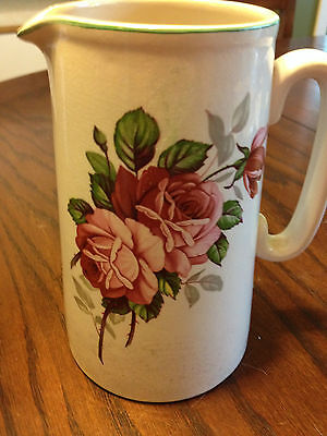 LORD NELSON - Elijah Cotton Ltd. - Pitcher  Pink Roses