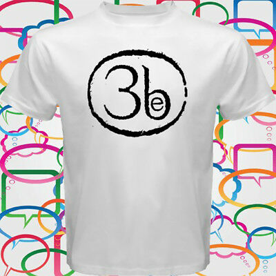 THIRD EYE BLIND Rock Band Logo Symbol Men s White T-Shirt Size S to ... 7f71f0e6c