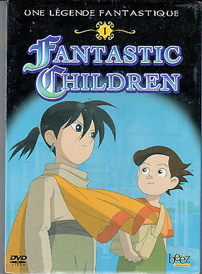 DVD Fantastic children vol. 1 (neuf sous blister) | Manga | Lemaus