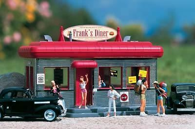 Piko G Scale Downtown Diner | Bn | 62250