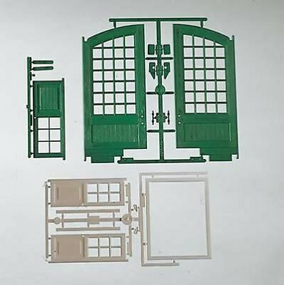 Piko G Scale Components Doors | Bn | 62800