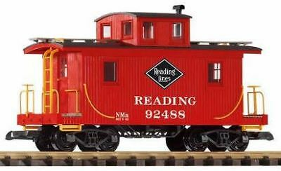 Piko G Scale Rdg Wood Caboose 92488 | Bn | 38836