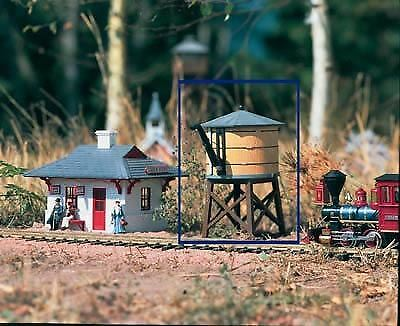 Piko G Scale Old West Water Tower Built-Up   Bn   62701