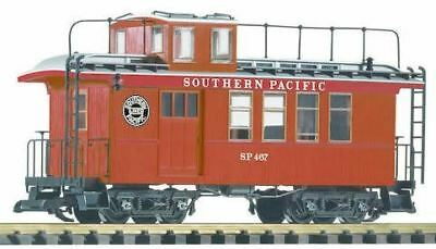 Piko G Scale Sp Drovers Caboose 467 Oxide Red | Bn | 38625