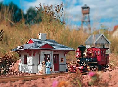 Piko G Scale Red River Station | Bn | 62228