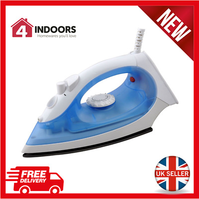 Signature S22001 Steam Iron - 2000w - Teflon Soleplate - Brand New