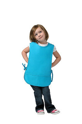 Daystar Aprons 1 Style 450 two pocket kids cobbler smock aprons ~ Made in USA