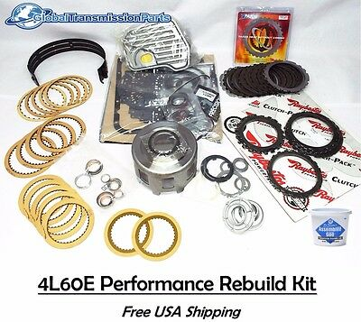 The Best High Performance Super Master Rebuild Kit for GM 4L60E 4L65E 1997-2003
