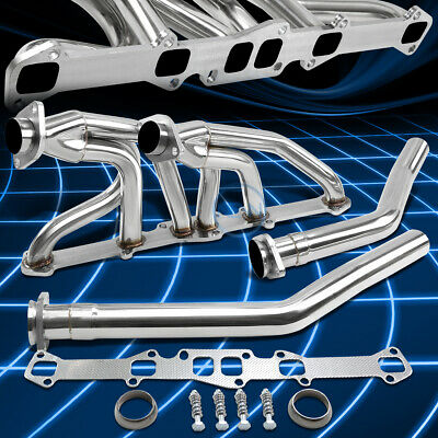 Fit Ford Thriftpower6 144/170/200/250 I6 Stainless Steel Header Manifold Exhaust