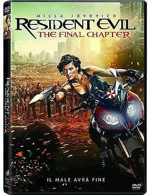 Dvd Resident Evil: The Final Chapter - (2007) ......NUOVO