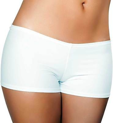 Adult Women Plain Full Covered Tight Shorts