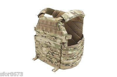 Elite Ops Releasable DCS (Dynamic Combat System) MOLLE Plate Carrier platform