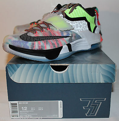 low priced 63fe2 f0b2c ... 35000 Degrees Pink Grey Volt Neon Sneakers Men s Size 12 New.