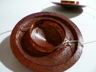 REPLACEMENT VOICE COIL tweeter CELESTION HF1300 - 4 Ohms - many more DITTON