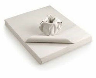 White Wrapping Packing Paper 1.67KG (Approx 100 Sheets) - 50cm x 75cm