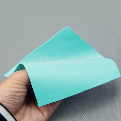 100mmx100mmx1mm Silicone Cushion Pad For Heat dissipation Thermal Conductive