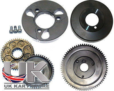 Rotax Max Complete Retrofit 2012 Full Clutch Kit With Gears UK KART STORE