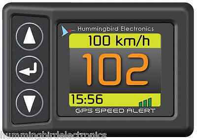 Low Cost GPS Speedometer with Speed Alert