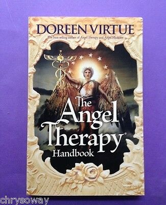 ANGEL THERAPY HANDBOOK by Doreen Virtue 9781401918361