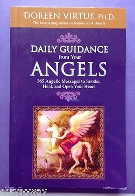DAILY GUIDANCE FROM YOUR ANGELS .-9781401907747 :Doreen Virtue