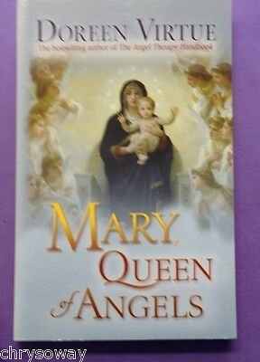 MARY QUEEN OF ANGELS-9781401928773-Doreen VIRTUE