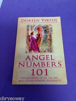 Angel Numbers 101 ISBN 9781401920012 by Doreen VIRTUE