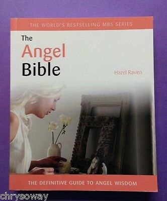 THE ANGEL BIBLE-9780753721216-Hazel Raven