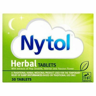 Nytol Herbal Tablets 30