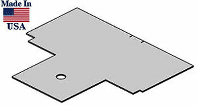 Oliver White 4-150 Series Floor Mat Fits Oliver White 4-150 and 4-180 Tractors