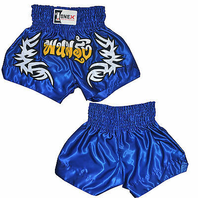 PRO FIGHTER Thai ShortsFight MMA Grappling MUAY THAI KickBoxing Martial Arts UFC