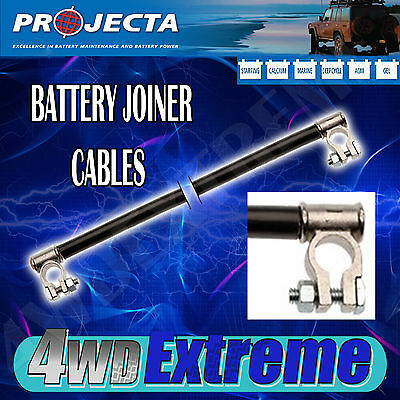 Projecta Battery Joiner Cable Many Sizes Avalible - Terminals