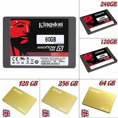 Kingston SSDNow V300 60 / 120 / 240 GB SMBOX Solid State Drive 64 / 128 / 256 GB