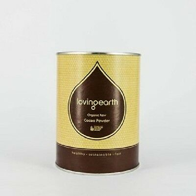 Loving Earth Cacao Powder 1kg