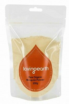 Loving Earth Mesquite Powder 250g