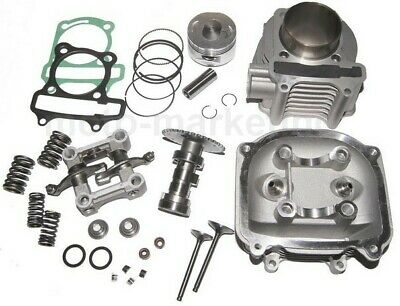 Engines & Engine Parts Engines & Engine Parts SPORT RACING 150cc CYLINDER KIT SET PISTON compatible with ZNEN ZN125T-32 125 4STROKE
