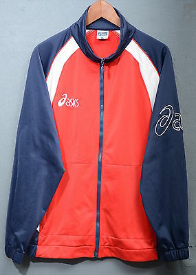 Asics Giacchino Tracktop 80's Casual Vintage Tg L  A923