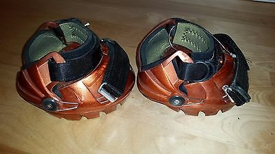 Renegade Viper Boots - Orange - 125x115 - with studs