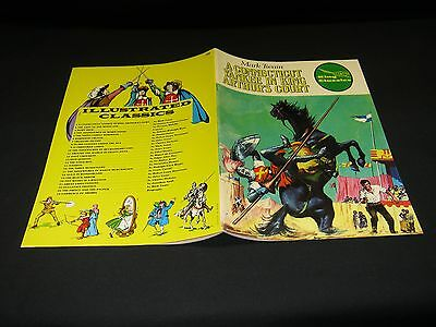 King Classic: #1 A CONNECTICUT  YANKEE IN KING ARTHUR'S COURT (R) 1979 FVF