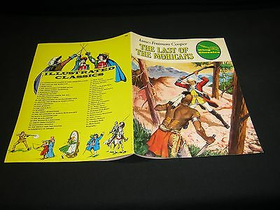 King Classic: #2 THE LAST OF THE MOHICANS (R) 1979  FINE