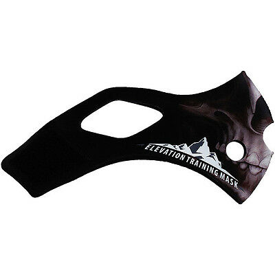 Elevation Training Mask 2.0 Skull Sleeve Changeable Cover