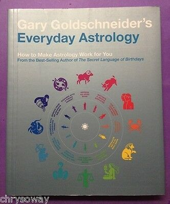 EVERYDAY ASTROLOGY-9781594744082- Gary GOLDSCHNEIDER