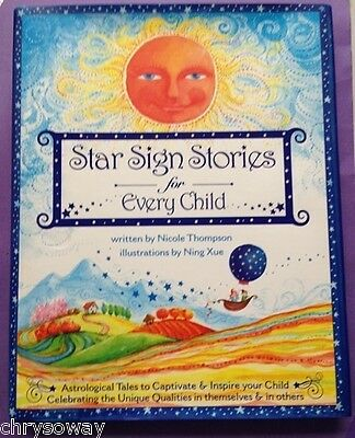 Star Sign Stories for Every Child-9781921496196-Nicole Thompson