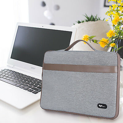 SAVFY Laptop Tablet Tasche Hülle 13,3 Zoll für MacBook iPad Air Pro Cover Case
