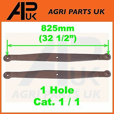 PAIR of Massey Ferguson TE20,TEA,TED,20,TE,35,135,FE35,FE Tractor Link Lift Arms
