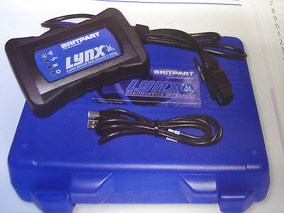 Land Rover Lynx Diagnostic tool for home use. French German or Spanish.  DA6430