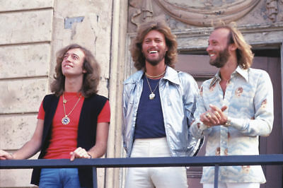 The Bee Gees Fantastic New Balcony 10x8 Photo