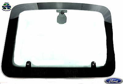 GLASS WINDOW LHR Suit FORD F-SERIES SUPERCAB PICK UP CHASSIS 2001 2007 GENUINE