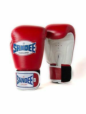 Sandee Kids Authentic Red Boxing Gloves Kids Boxing Gloves